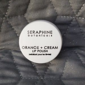 Seraphine Botanicals - Orange & Cream Lip Polish